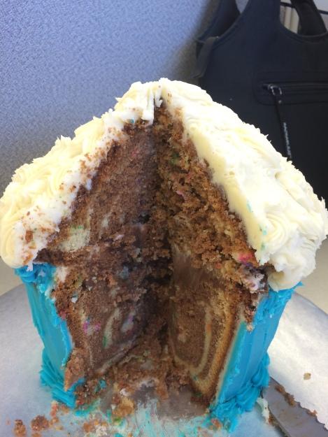 cut cake