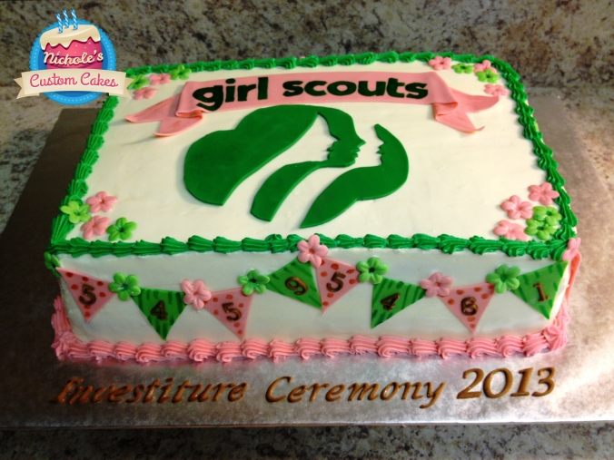 girl scout cake 6.28.13
