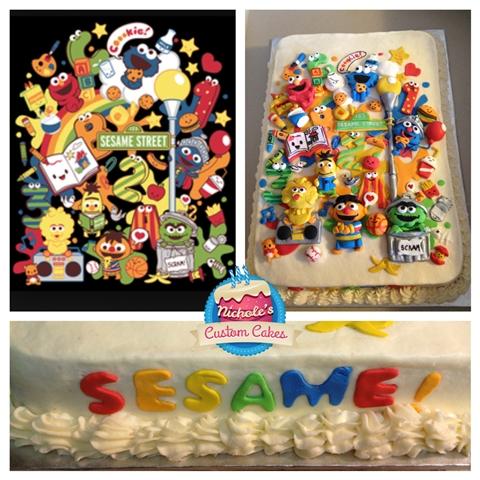 Sesame Street 3.9.13