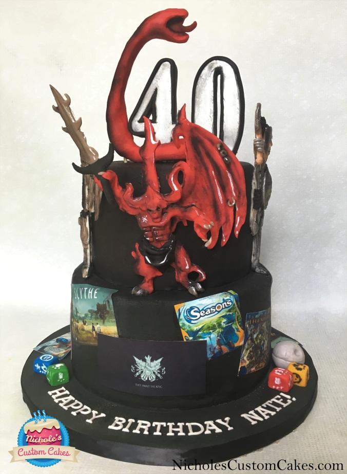 game cake 2