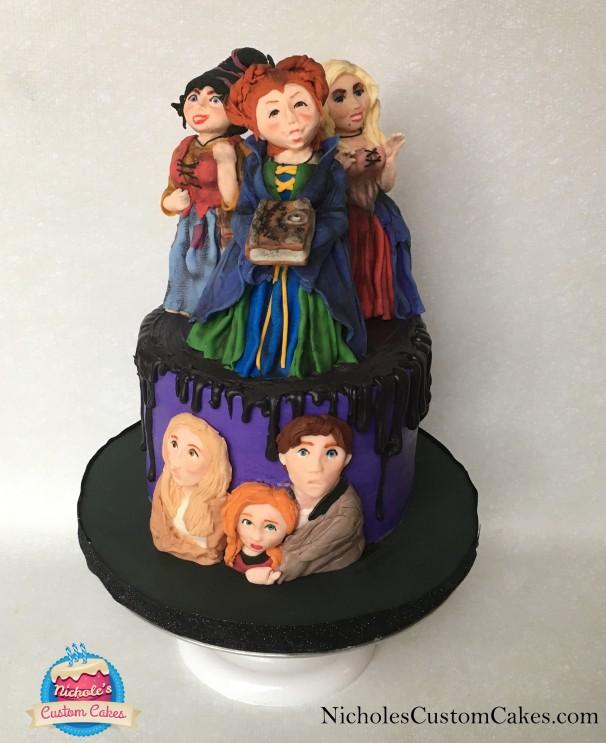 hocus pocus cake